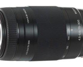 Объектив Sony SAL-75300 75-300mm F4.5-5.6