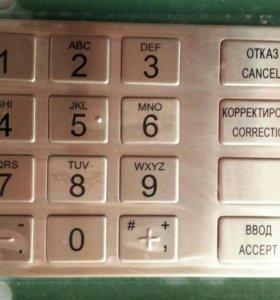 Криптованная PIN клавиатура szzt ZT596E