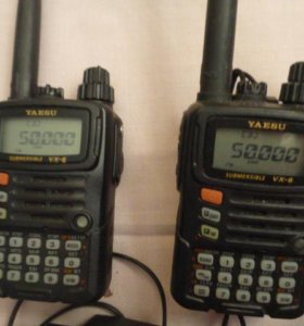 Продам радиостанции Yaesu VX-6R