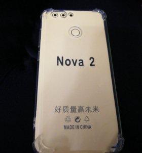 Чехол на Huawei Nova 2