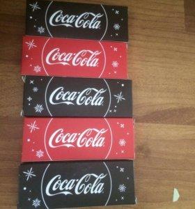 Часы Coca Cola