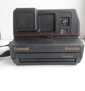 Фотоапарат Palaroid impulse (600 plus)