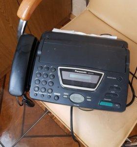 KX-FT72RU - Факсимильный аппарат Panasonic на терм