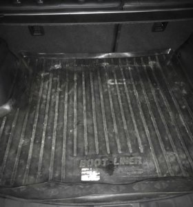 Коврик багажника лада Приора хэтчбек