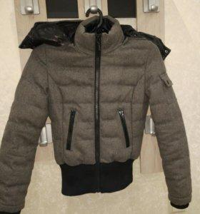 Куртка утепленная осень-весна 40-42