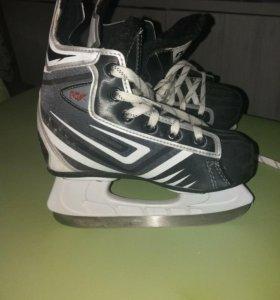 Детские хоккейные коньки RGX-340