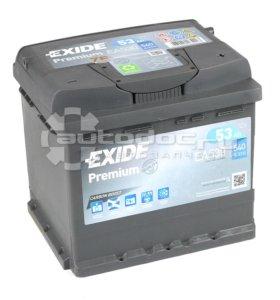 Батарея аккумуляторная EXIDE EA530