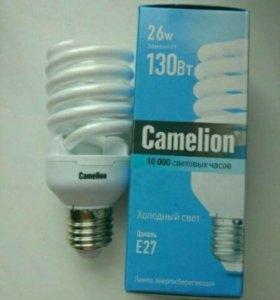 Энергосберегающие лампочки Camelion 26w