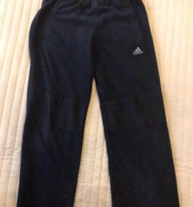 Спортивные брюки Adidas climawarm на рост 134-140