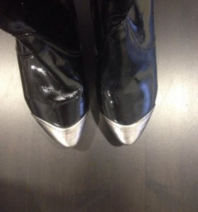 Ботинки mascotte 38 размер