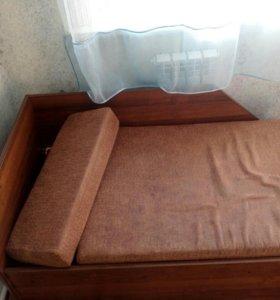 Детская кровать-диван