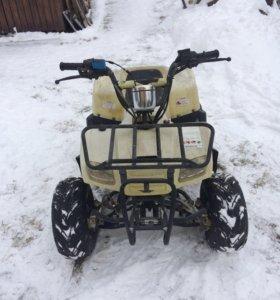 Квадроцикл IRBIS ATV70U