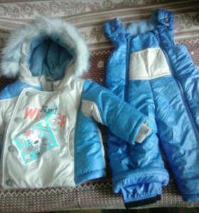 Комбинезон детский зима