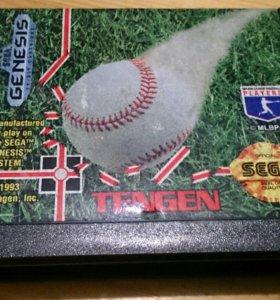 Sega Genesis R.B.I. Baseball '93