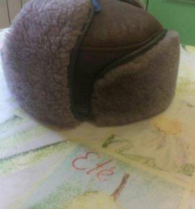 Мужская шапка 56-58