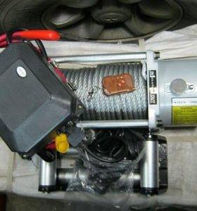 Лебедка электрическая Electric Winch 12000 lb