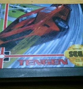 Sega Genesis Hard drivin
