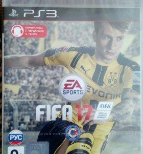 FIFA 17 для РS 3