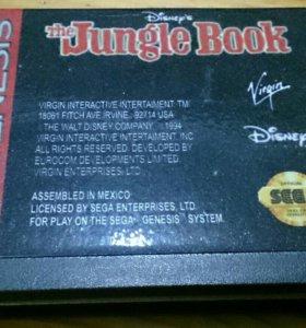 Sega Genesis The Jungle Book