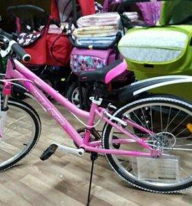 Новый велосипед 24 дюйм