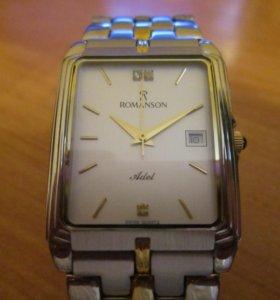 Мужские часы Romanson Adel TM8154CM