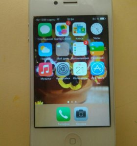iPhone 4, 8 gb (айфон 4)