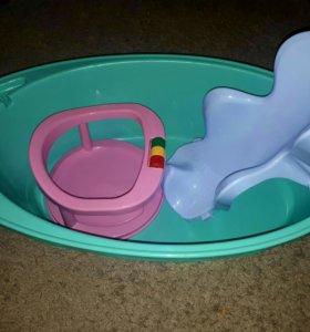 Ванна детская