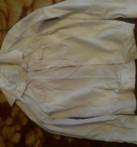 Рубашка военная белая (парадная)