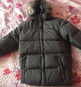 Куртка зимняя (пуховик) Columbia