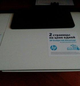 Принтер сканер цветной