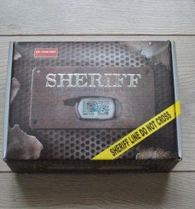 Автосигнализация Sheriff zx 1090 pro