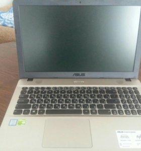 Ноутбук ASUS X541UV