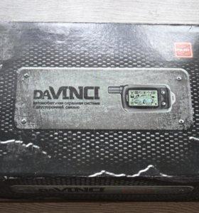 Автосигнализация Sheriff Davinci PHI-300