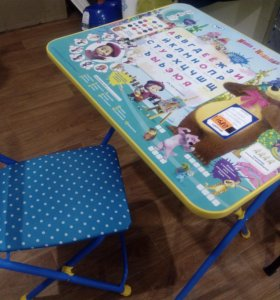 Продается мольберт и стол со стулом отдельно