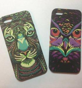 Чехол на iPhone 5 и 5s