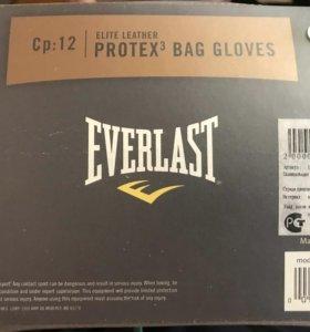 Боксёрские перчатки EVERLAST Protex3
