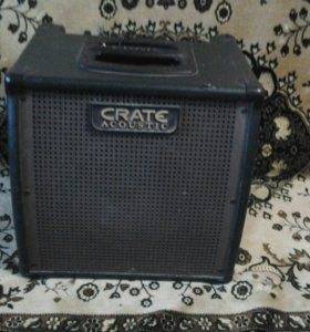 Комбик crate acoustic ca15w