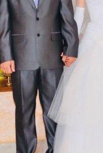 Костюм свадебный мужской