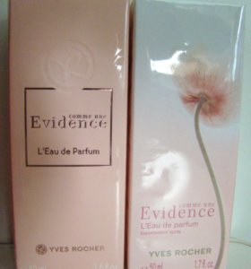 Comme une Evidence, Yves Rocher