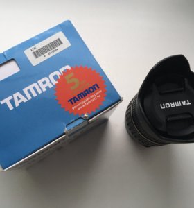 Объектив Tamron 18-200mm F/3.5-6.3