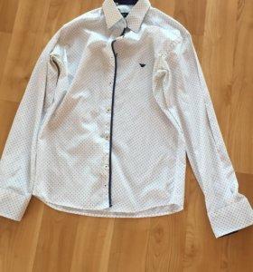 Рубашка для мальчика подростка(14-16 лет)