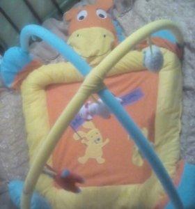 Развивающий коврик для деток