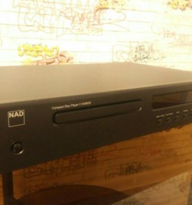 CD Player NAD C-545 BEE