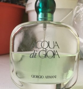 Духи (туалетная вода) Aqua Di Gio
