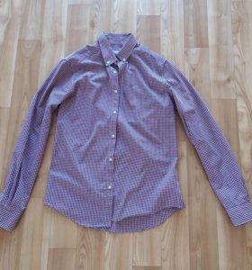Рубашка на мальчика-подростка(Zolla)