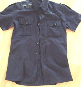 Рубашка на мальчика-подростка (14/16 лет)