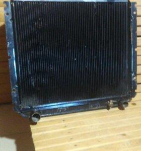 Радиатор ЗИЛ бычок