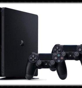 Аренда/прокат Sony PlayStation 4 PS 4