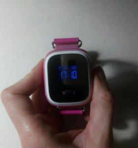 Детские умные часы, smart baby watch v80