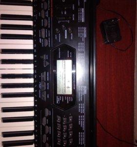 Синтезатор casio ctk-3000